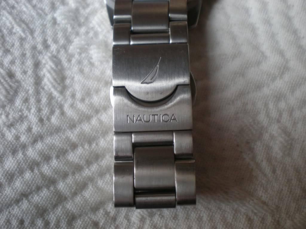Relojes para zurdos NAUTICABFC-37-2