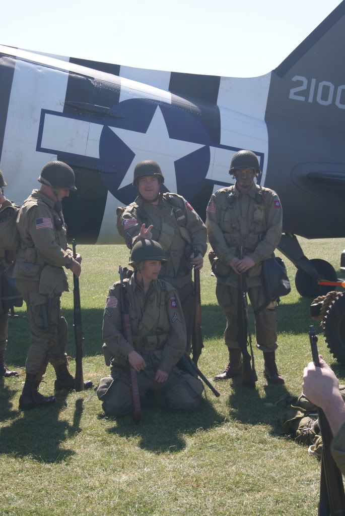 East Kirkby American Air Day - 2 May 2011 DSC00832