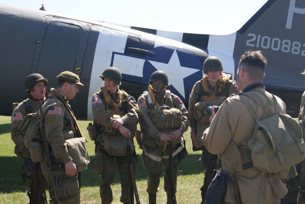 East Kirkby American Air Day - 2 May 2011 DSC00934