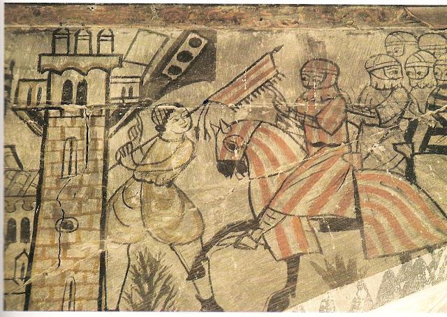 el almogávar del castillo de Alcañiz Almogaver-alcaiz-b