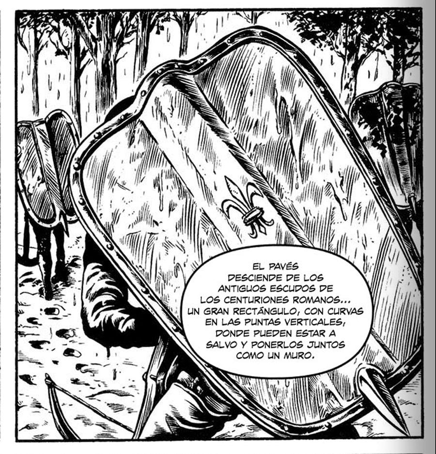 MERCENARIOS GENOVESES ¿por qué fueron tan buenos enemigos? Genoves-2