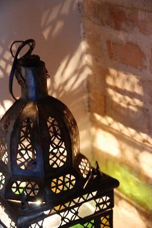 Lámpara medieval Granada