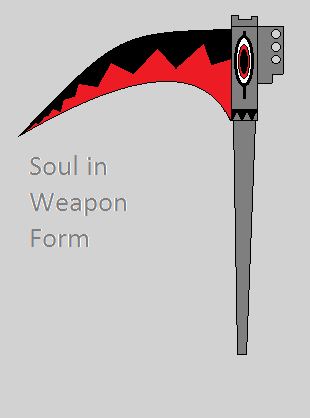 Soul in weapon form DS