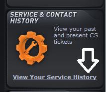 Como abrir um Ticket/Support 1-9