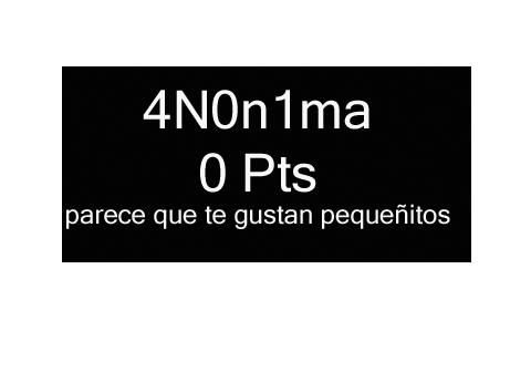 GANTZ/CHILE 2 Anonima7