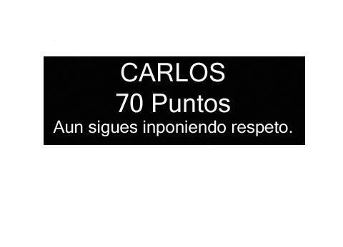 GANTZ/CHILE 2 Carlos3