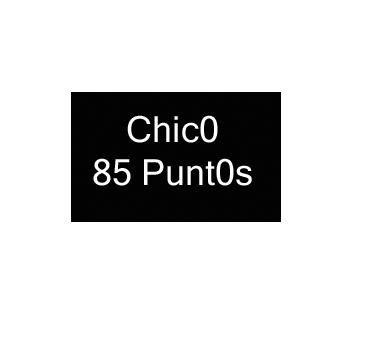 GANTZ/CHILE 2 Chico6
