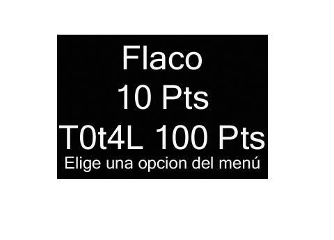 GANTZ/CHILE 2 Flaco5