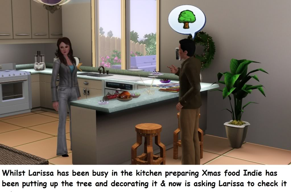 3rd Challenge Home for Christmas Xmascooking