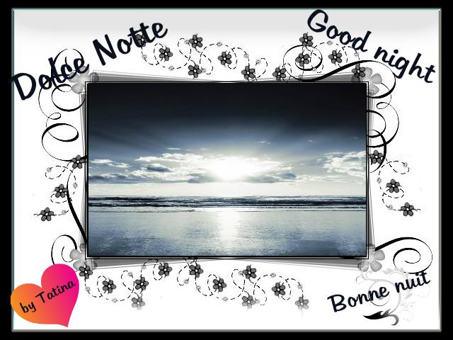 ** Un saluto, un pensiero, un abbraccio ** Salutiamoci!! - Pagina 5 Imagenotte