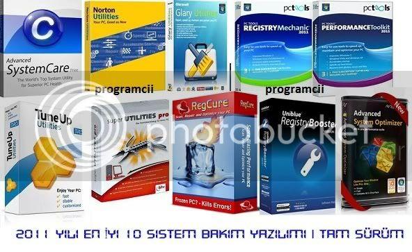 2011 En iyi 10 Sistem Bakım Programları Paketi (Hepsi Full) Top_1110