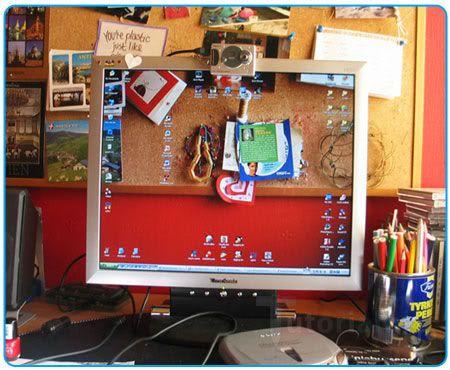 Tehnica Monitor Transparent 12