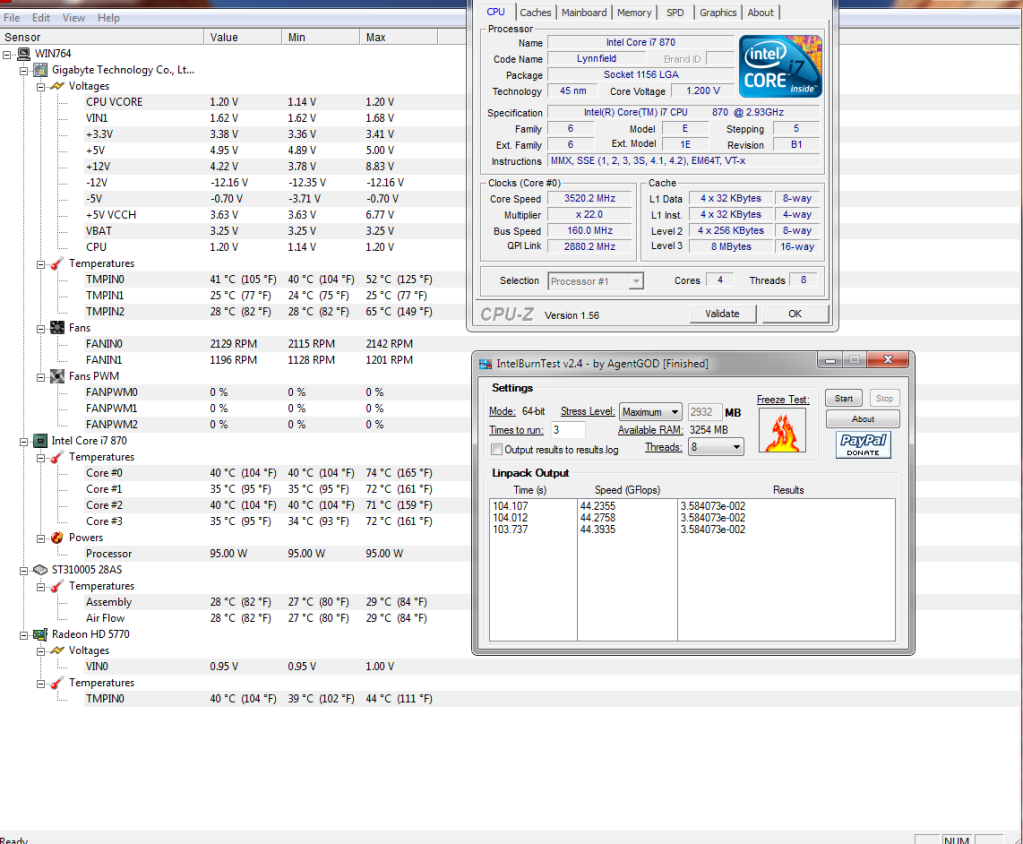 Gigabyte GA-H55N i7-870 on Air OC mini-atx Snapshot-pass001