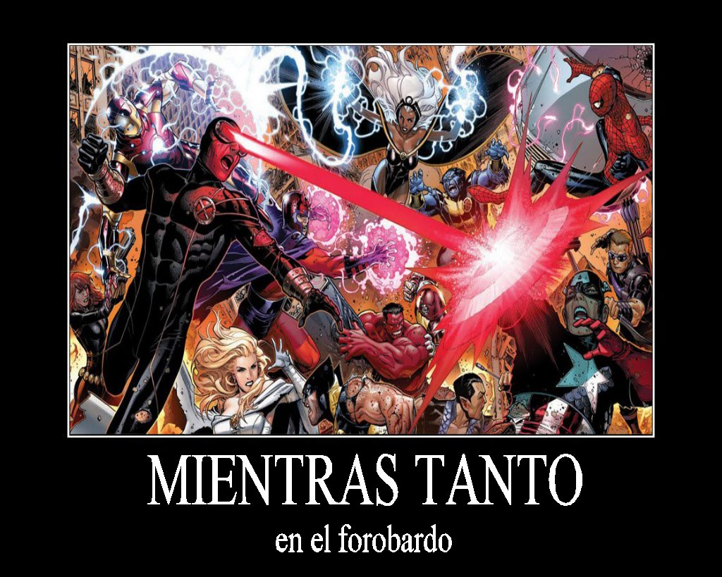 PREVIEW: Avengers Vs. X-Men Mientrastantoforobardo