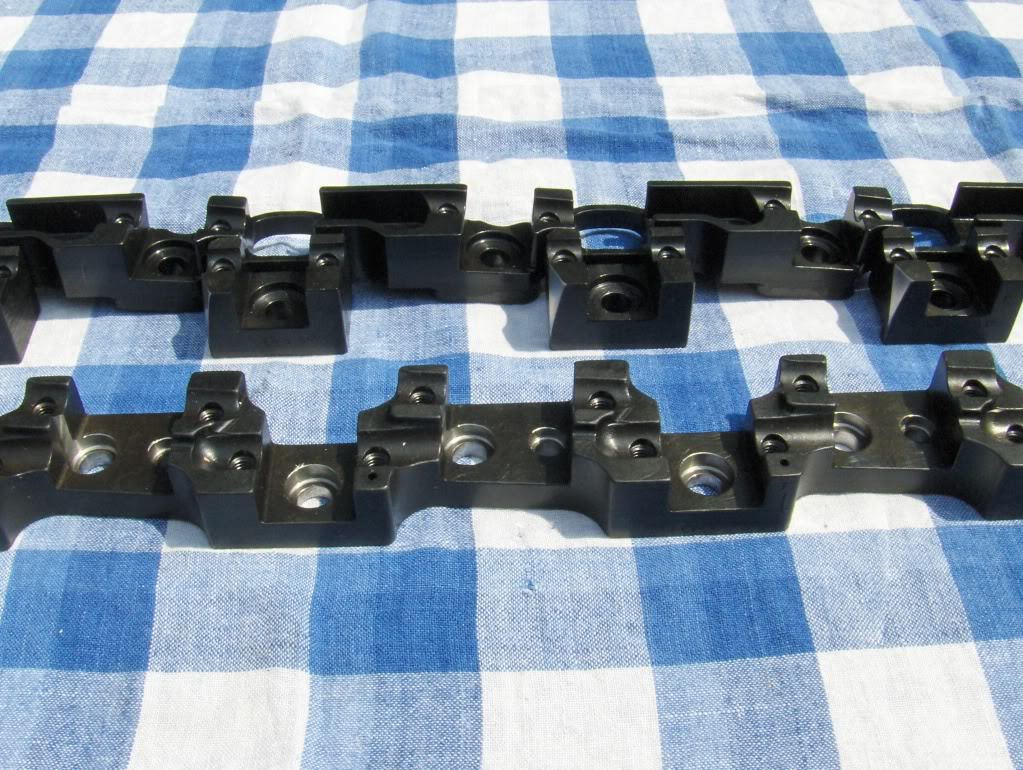 SHAFT MOUNTED ROCKER ARMS HEADSINTAKES84