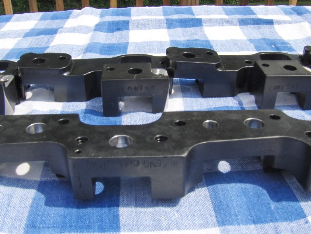 SHAFT MOUNTED ROCKER ARMS HEADSINTAKES85