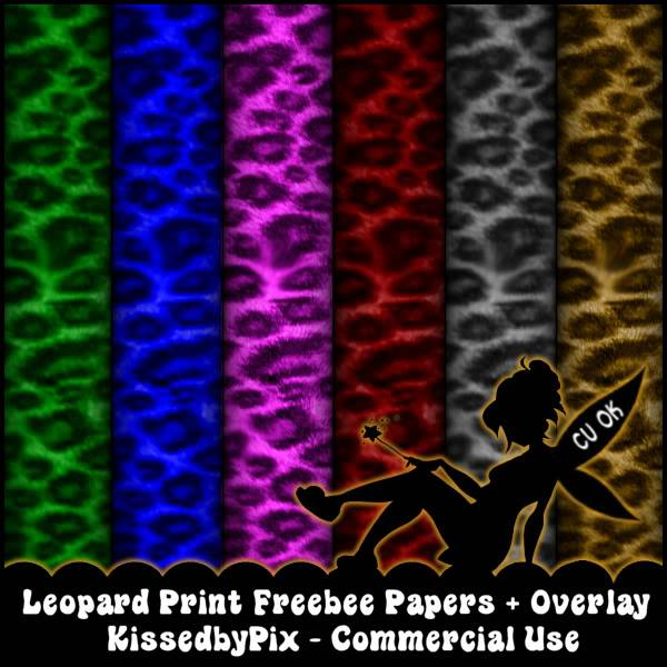 Fuzzy Leopard Overlays KBP_LeopardFurFreebie_PV