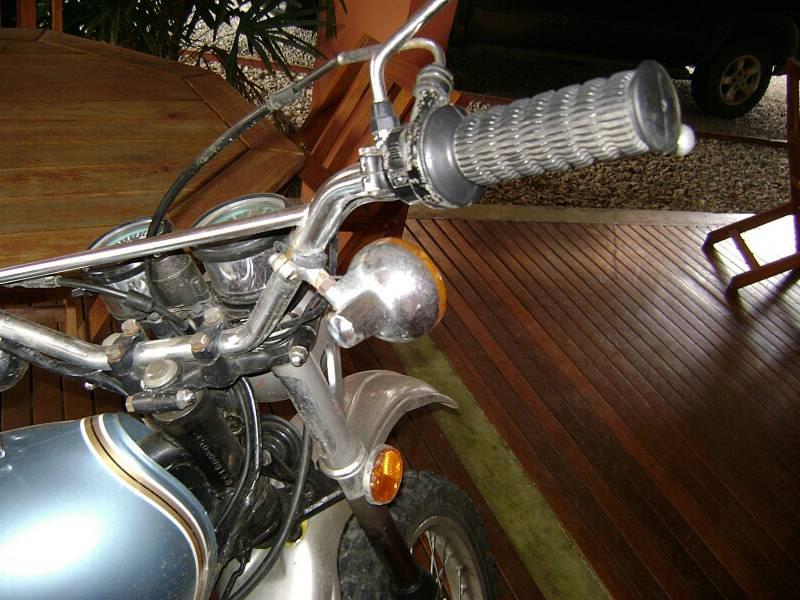Que moto é essa que andei ? Y3