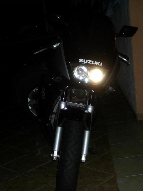 Suzuku GS500 E Fotoluz2