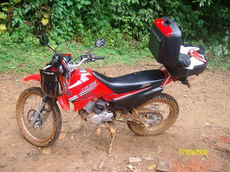 125cc pra usar no dia a dia, Qual escolher??? Xtz6
