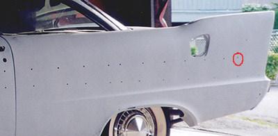 2 door hardtop sport tone trim holes pattern & measurements Reference01_zps10d32114