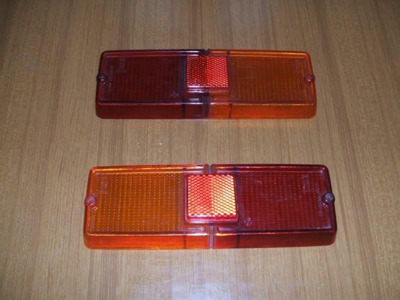 FIAT vari modelli - Fanaleria e scritte di identificazione 12812