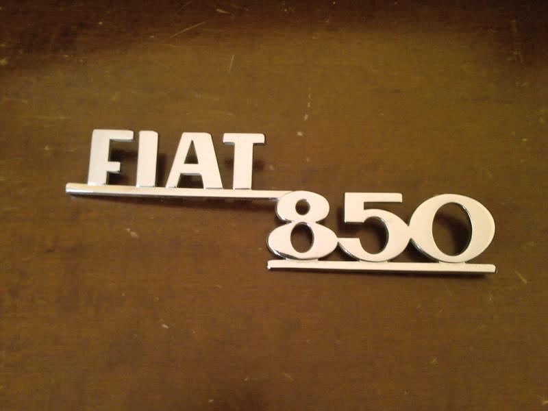 FIAT vari modelli - Fanaleria e scritte di identificazione Fotografie-0055-3
