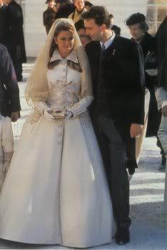 Karl von Habsburg y Francesca Thyssen-Bornemisza Karlhoch