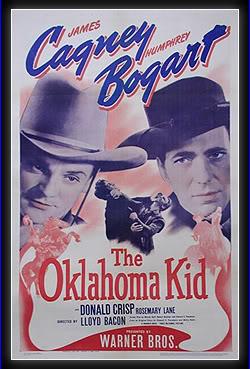Western y algo más. Oklahoma-Kid-poster