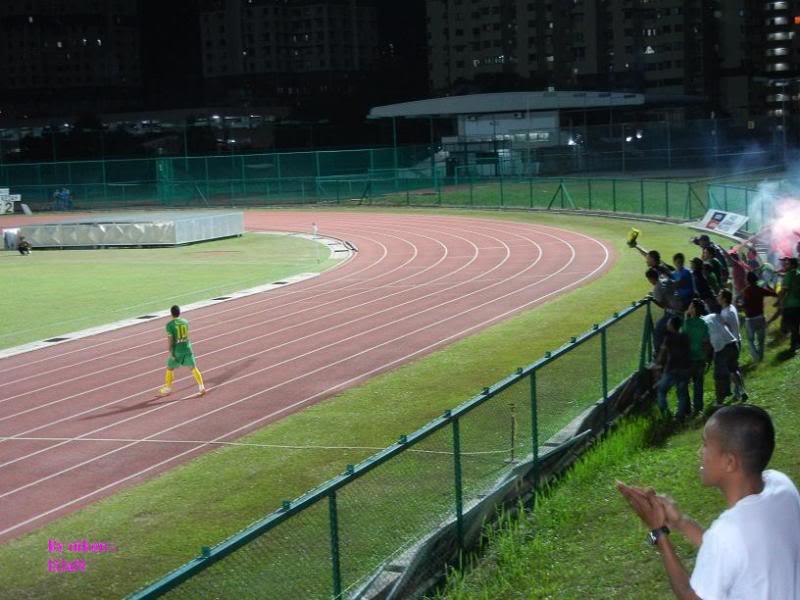 Teruja skuad ultras kedah at USM penang.... DSCN0134