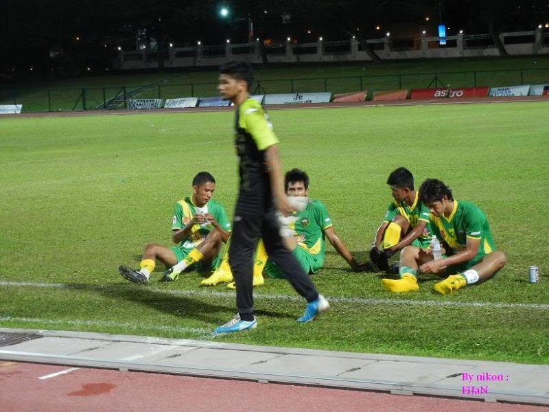 Teruja skuad ultras kedah at USM penang.... DSCN0137