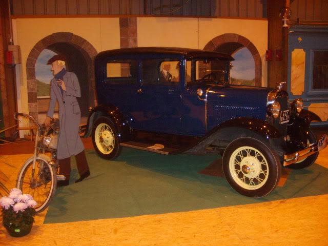 Salon du véhicule ancien ce w-end ! S5000111