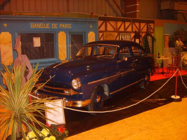 Salon du véhicule ancien ce w-end ! S5000112