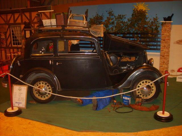 Salon du véhicule ancien ce w-end ! S5000122