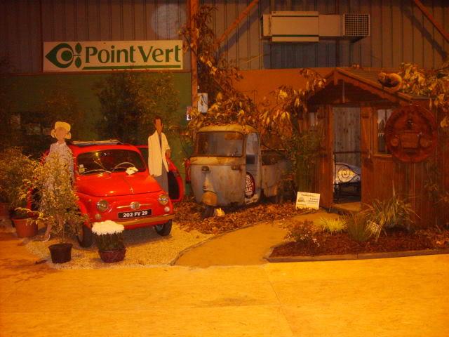 Salon du véhicule ancien ce w-end ! S5000138