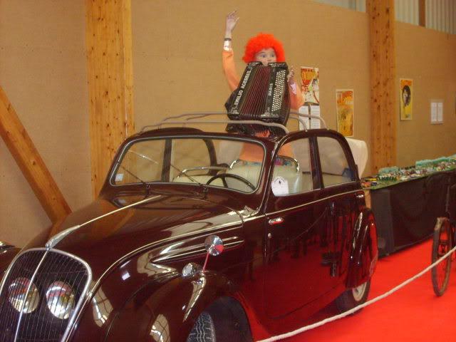 Salon du véhicule ancien ce w-end ! S5000186