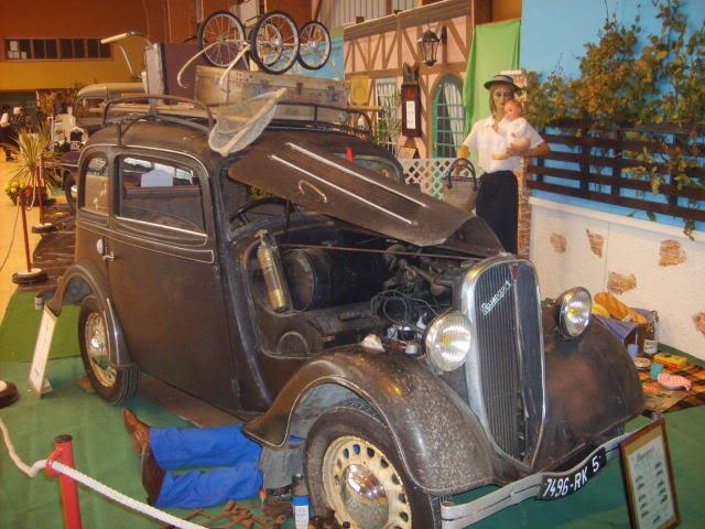 Salon du véhicule ancien ce w-end ! S5000188