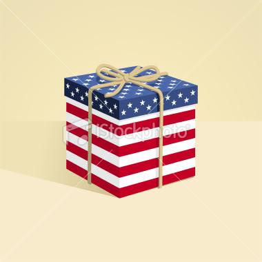 Happy Bday America! [Libre para todos xD] Ist2_7579278-usa-gift-box