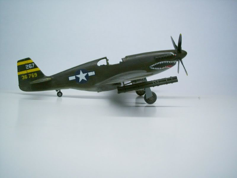 P 51B Revell 50620011-8