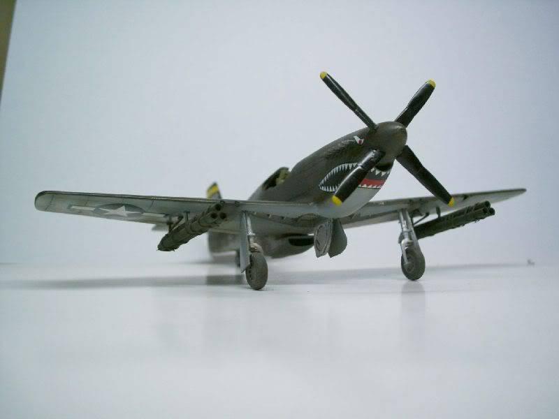 P 51B Revell 50620012-7