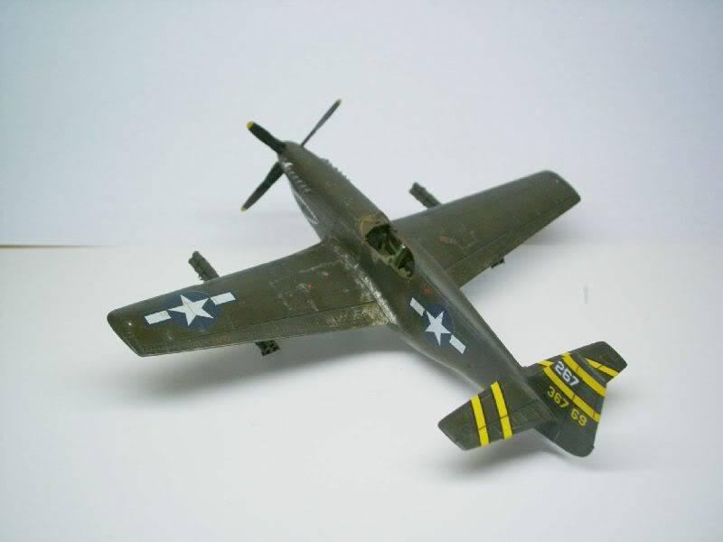 P 51B Revell 50620015-5