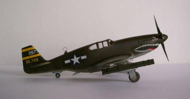 P 51B Revell 50620071-5