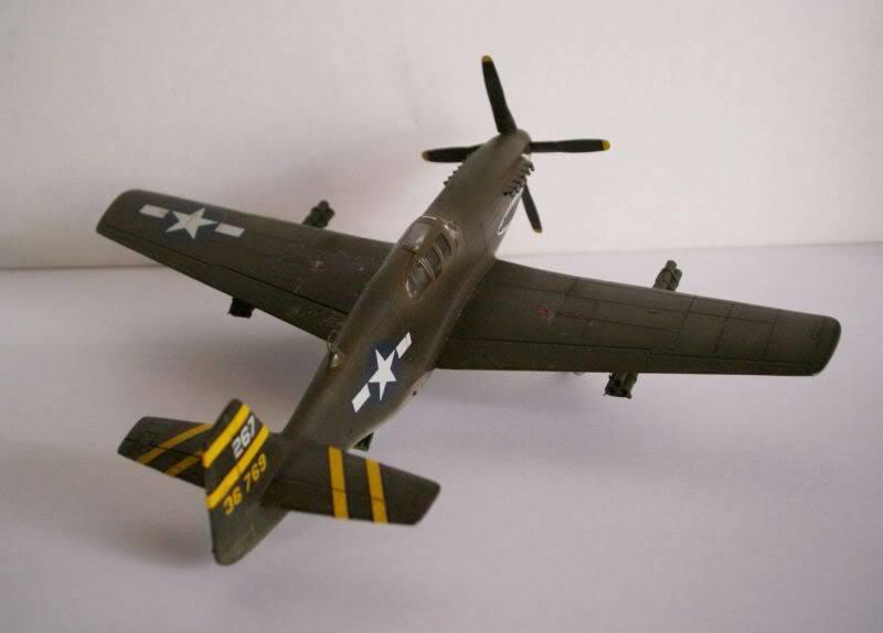 P 51B Revell 50620072-5