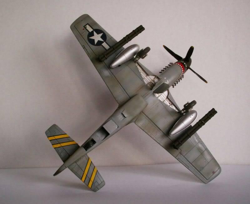 P 51B Revell 50620073-4