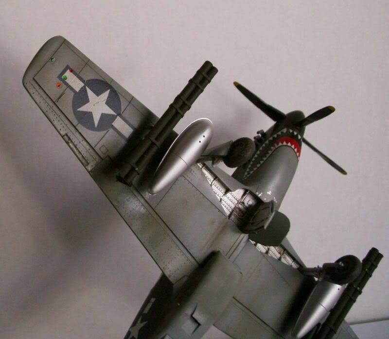 P 51B Revell 50620074-4