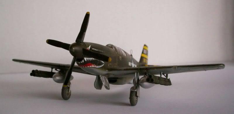 P 51B Revell 50620076-3