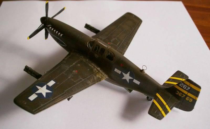 P 51B Revell 50620077-3
