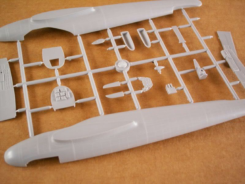 Bristol Brigand B. MkI 1/72  Valom review 50620094-1