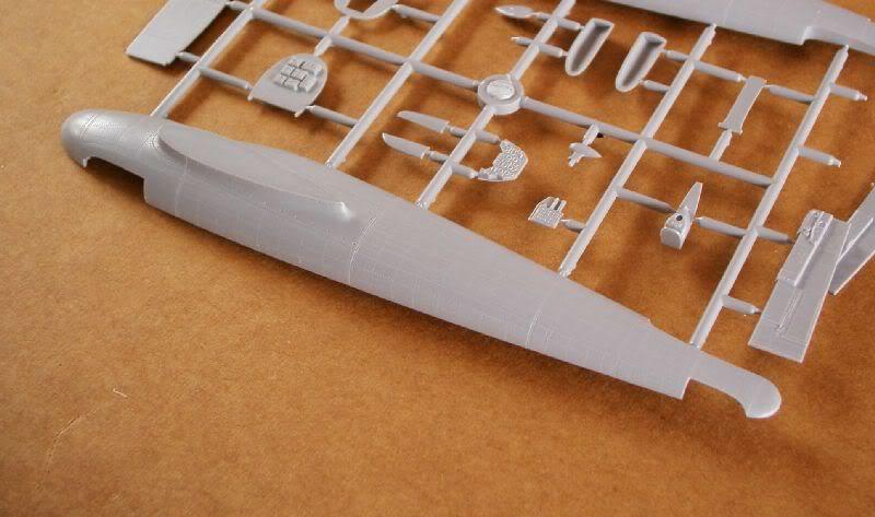 Bristol Brigand B. MkI 1/72  Valom review 50620095-1