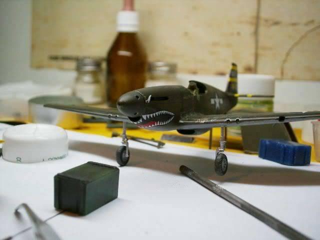 P 51B Revell 50620123